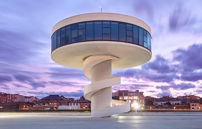 Espacios del Centro Niemeyer