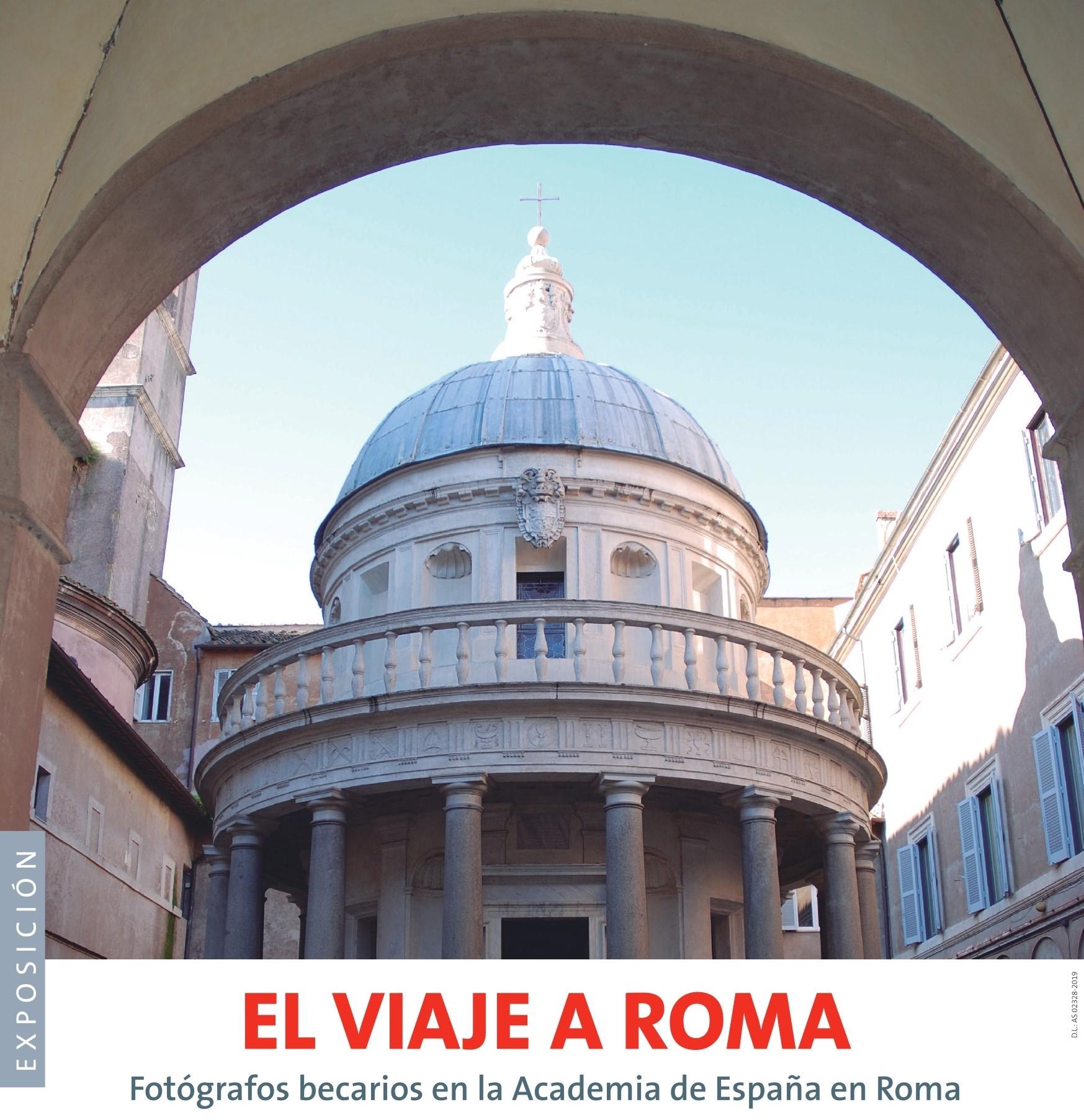 """La Fundación Centro Niemeyer y AECID acuerdan la itinerancia de la exposición de fotografía  """"El viaje a Roma"""" en Madrid y América"""