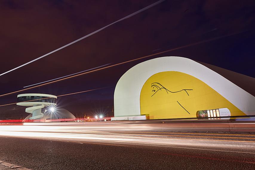 El Centro Niemeyer supera por tercer año consecutivo los 100.000 usuarios anuales