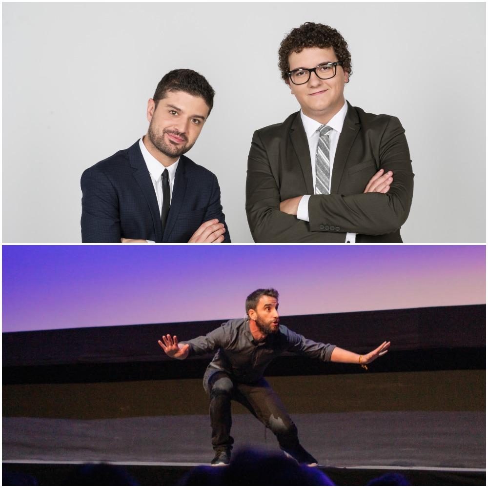 """La comedia regresa al Centro Niemeyer en 2020 con Dani Rovira y el espectáculo  """"No te metas en política"""""""