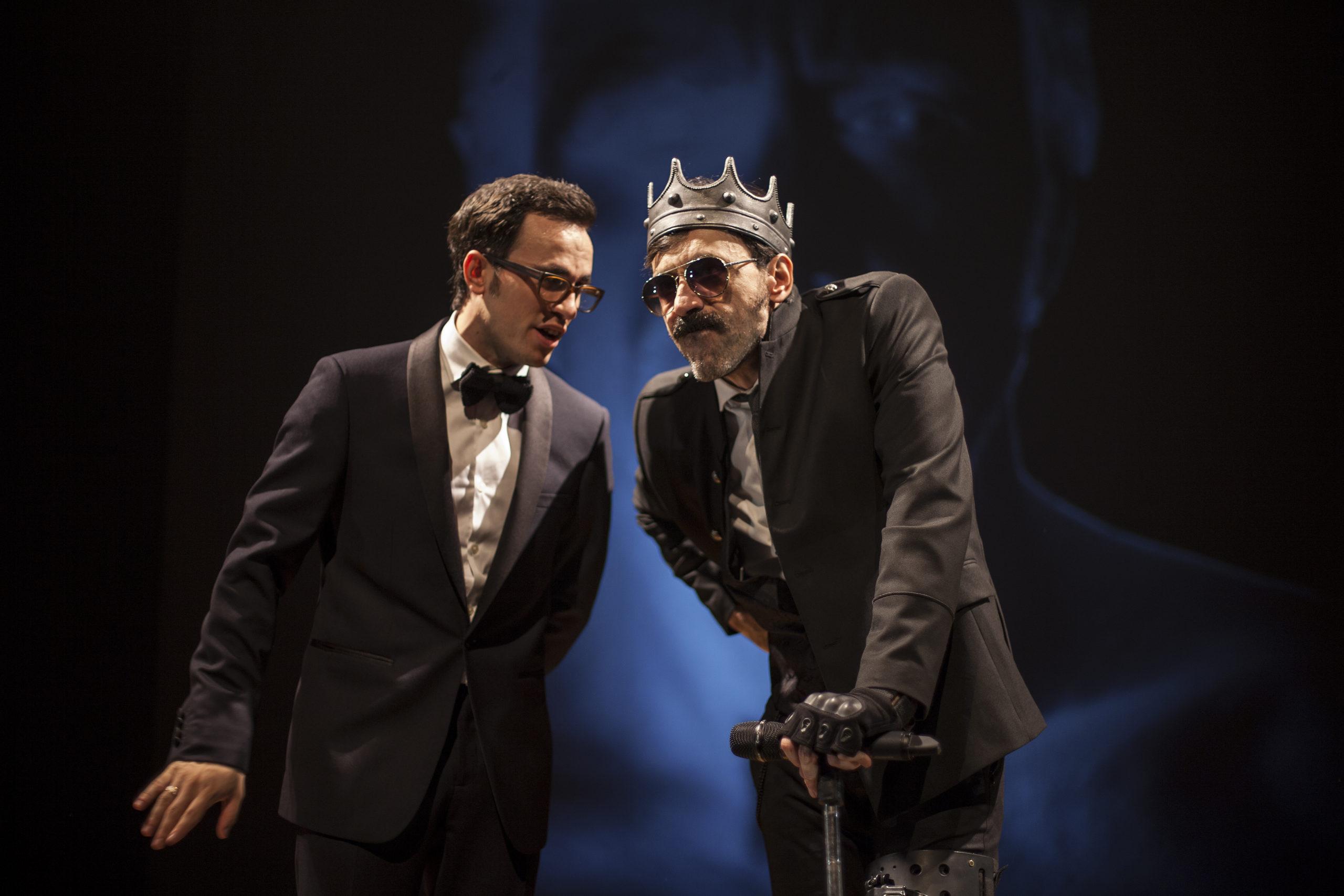 """La adaptación de """"Ricardo III"""" de Miguel del Arco, a punto de agotar entradas"""
