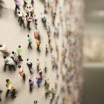La obra de Juan Genovés en el Centro Niemeyer