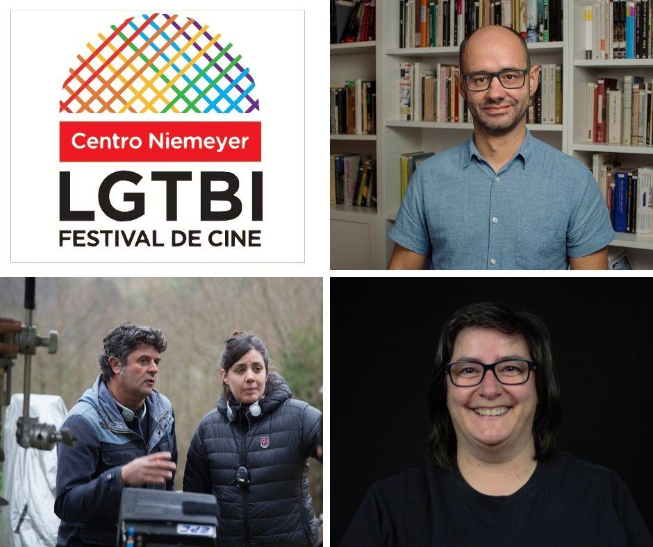 Jurado del V Festival de Cine LGTBI