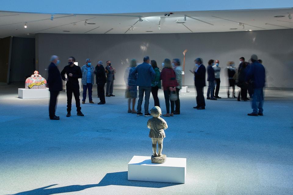 La emoción del espacio Centro Niemeyer