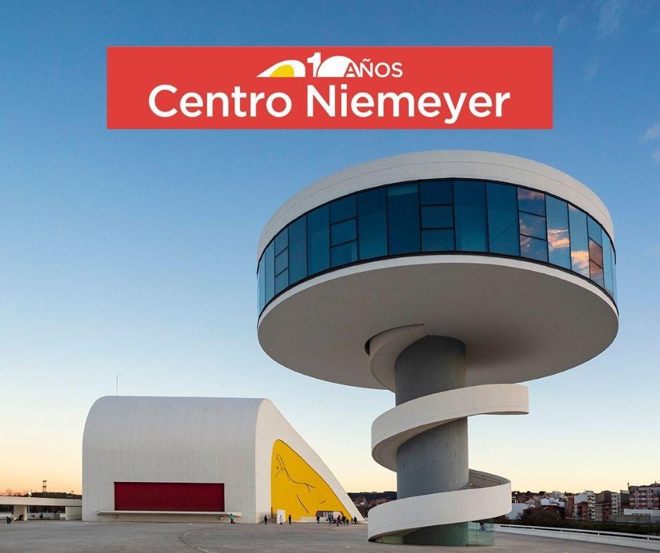 El Centro Niemeyer cumple diez años