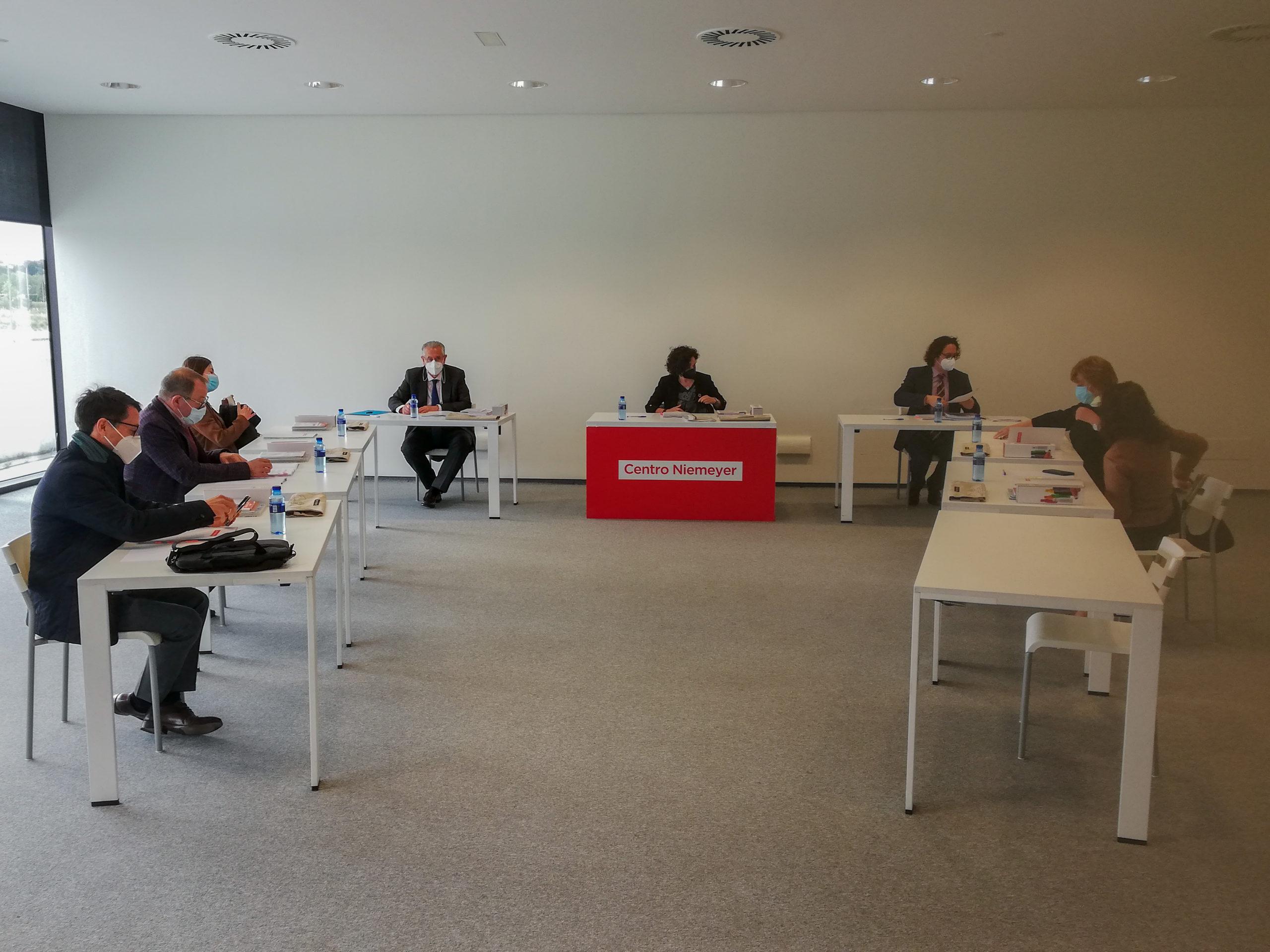 El Patronato de la Fundación Centro Niemeyer aprueba las cuentas de 2020 con un informe de auditoría sin salvedades