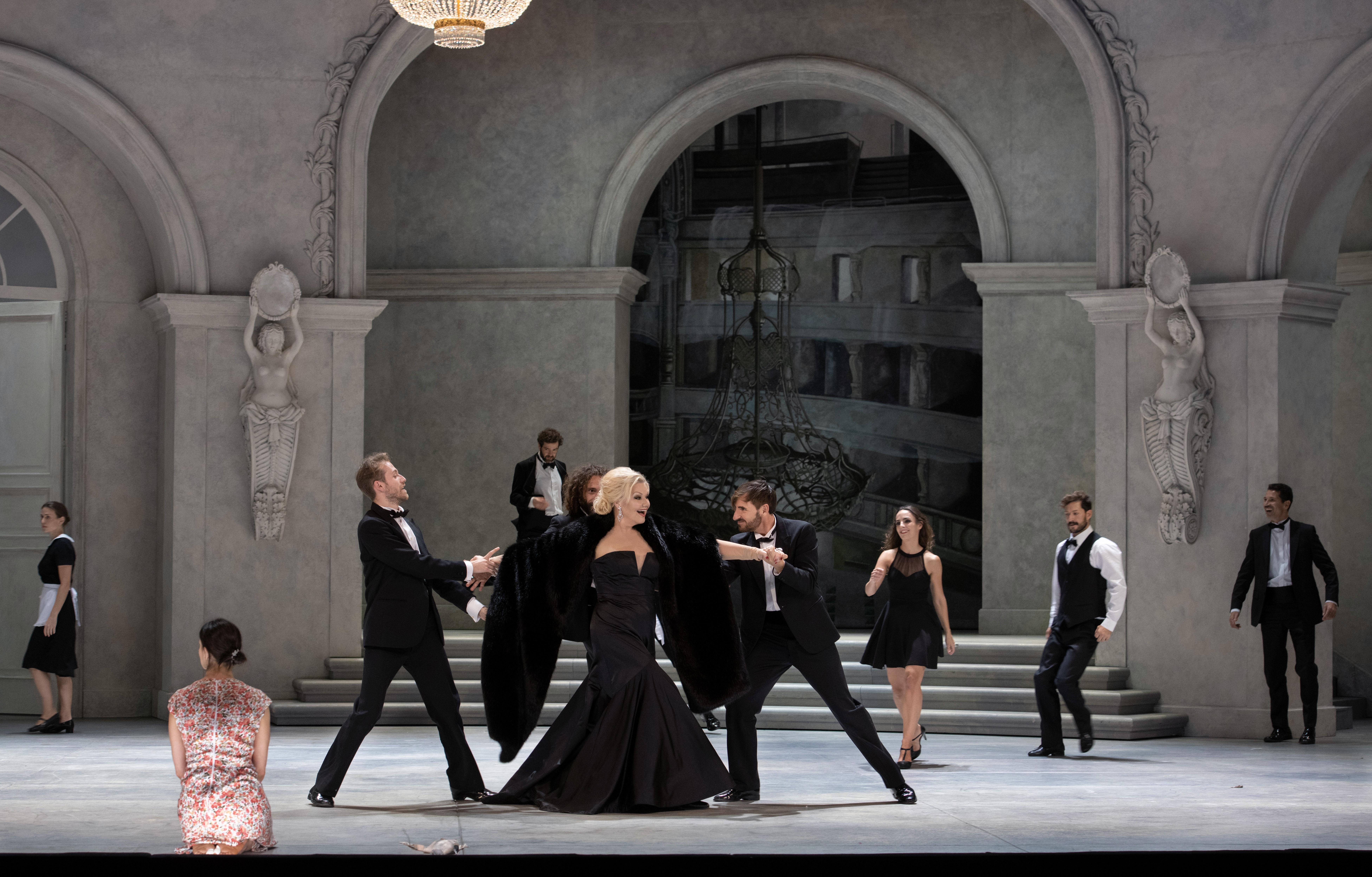 Las óperas Nabucco, Rusalka y Così fan tutte, en el cine del Centro Niemeyer