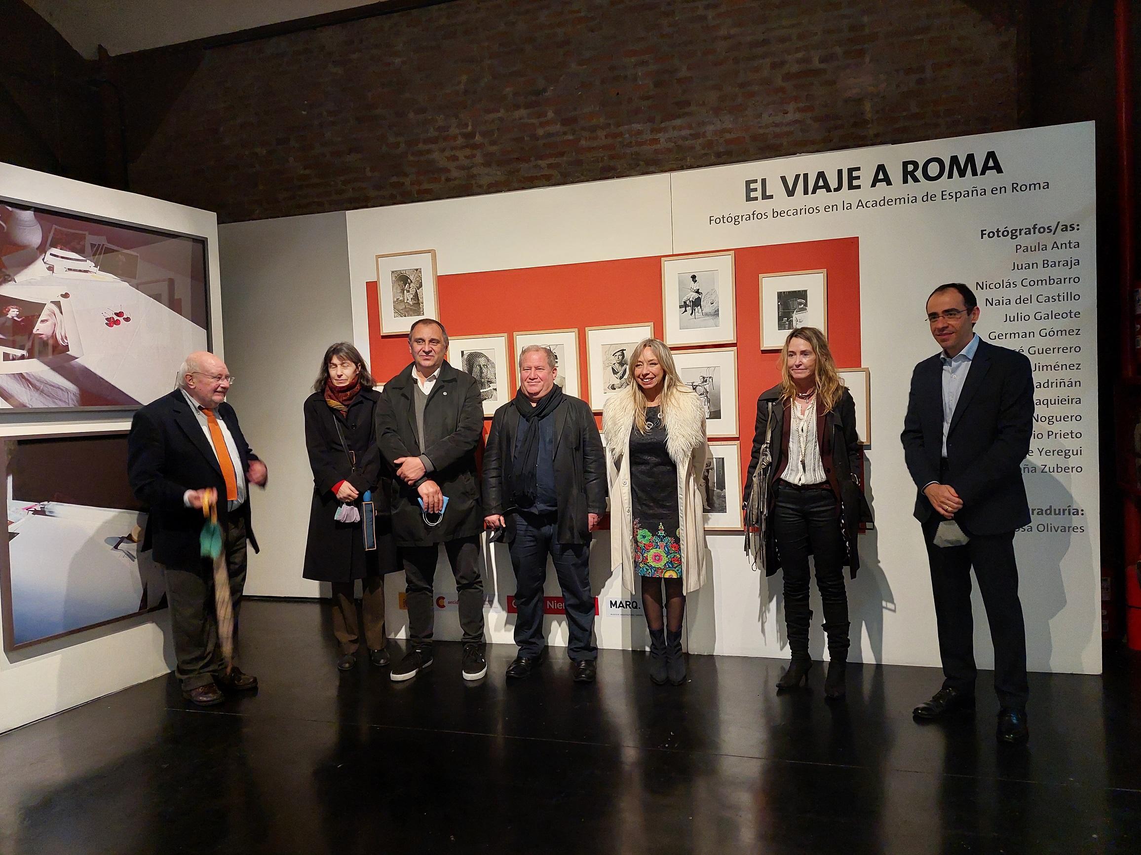 """Buenos Aires, nueva sede internacional de la exposición del Centro Niemeyer """"El viaje a Roma"""""""